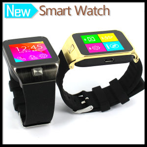 2015 High Quality 1.54′′ Smart Watch Phone Bluetooth Smartwatch S28 pictures & photos