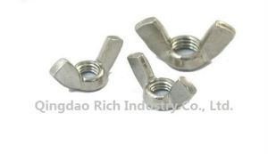 High Quality Cold Forged Metric Wing Nuts Wing Nut Clamp/ Quick Clamp/Hardware pictures & photos
