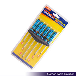 6PCS Screwdriver for Home Hardware (T02374-1) pictures & photos