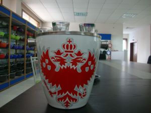Wholesale Customized Stainless Steel Ice Bucket pictures & photos