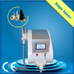 Beauty Salon Ans SPA Use ND: YAG Q Switch Laser Tattoo Removal Machine pictures & photos