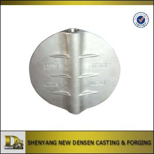 Steel Casting Butterfly Valve Plate pictures & photos