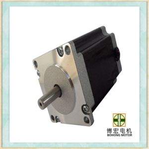 China Hot Sale High Torque Hybrid NEMA 34 Stepper Motor