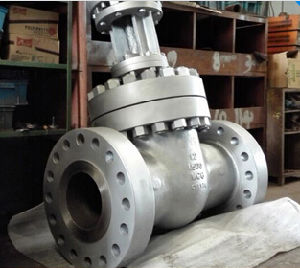 API 600 Standard 1500lb 12 Inch Gate Valve pictures & photos