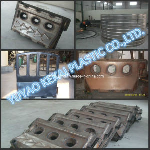 Plastic Rotational Mould (cold steel mould)