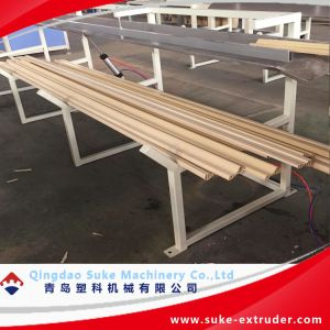 PVC Marble Profile Extrusion Production Line pictures & photos