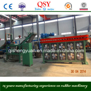 U Type Rubber Sheet Cooler Machine & Rubber Batch off Cooling Line pictures & photos