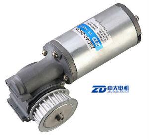 ZD 40W 24V Brush DC Open Door Motor pictures & photos