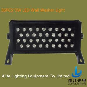 Alite Wholesale DJ Equipment Guangzhou Stage Lighting, 36PCS*3W RGB LED Waterproof Wall Washer Light