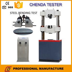 We-600b Digital Display Hydraulic Universal Testing Machine+Universal Tensile Strength Testing Machine pictures & photos