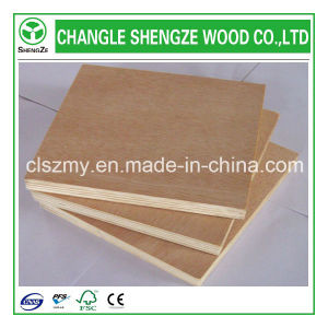 Furniture Grade 15/18mm Okoume Plywood pictures & photos
