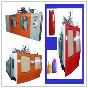 Detergent Bottle Swan Bottle Jerrycan Extrusion Moulding Machine pictures & photos
