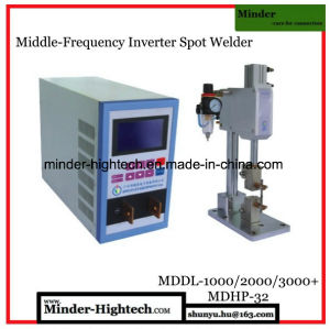 LCD Series Precise Spot Welder Mddl1000/2000/3000 & Mdhp-32 pictures & photos