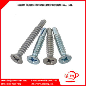 Stainless Steel Self Tapping Screws Csk pictures & photos