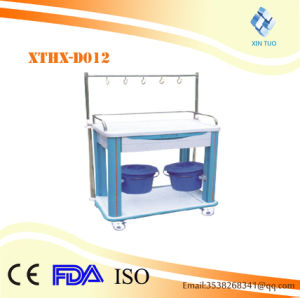 Factory Direct Price Emergency Medical Infusion Treatment Trolley pictures & photos