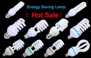 Energy Saving Bulbs 7W 9W 11W 3000h E27/B22 220-240V CFL Down Price pictures & photos