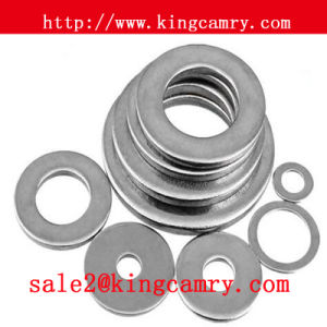 Metal Flat Washer/Spring Washer/Square Washer/Steel Washer pictures & photos