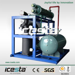 Icesta Tube Ice Machine (IT20T-R2W) pictures & photos