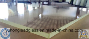 Lead Glass X-ray Protective Glass CT Chamber Protective Glass a Series of 200mm*300mm*8mm pictures & photos