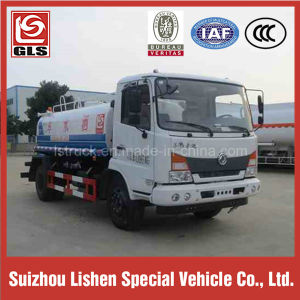 Double Axle 7800L Water Tanker pictures & photos