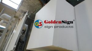 2015 Goldensign Rigid PVC Sheet PVC Foam Sheet for Building pictures & photos