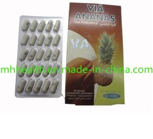 Via Ananas, Via Pineapple Slimming Capsule (MH-027) pictures & photos