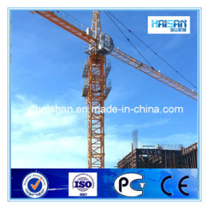 12ton Tower Crane Qtz250 (HS7030) with CE, GOST Certificates