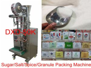 3 Sides Sealing Sugar Packaging Machine (PLC control; 40 bags/min) pictures & photos