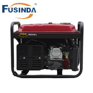 Fusinda 3kw 3000W Copper Wire Portable Electric Power Gasoline Generator pictures & photos