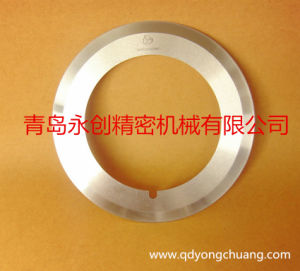 High Toughness Upper Slitter and Bottom Blade Cutting Blade pictures & photos