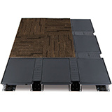 Oak 500 Steel Cement Access Floor