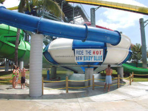 Water Park Equipment Space Bowl Slide (DX/WX/D8900)