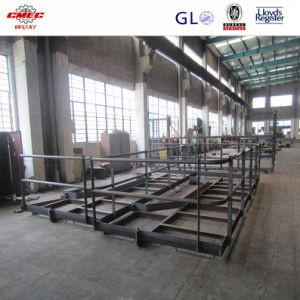 High Quality Metal Weldments (according to customer drawing for processing) pictures & photos
