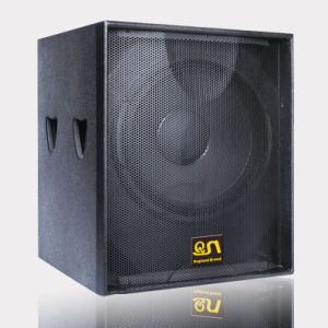 S-15 Single 18 Inch 600W Professional Passive Subwoofer Big Dancing Water Speaker pictures & photos