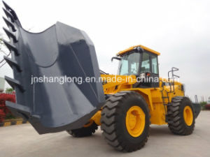 5ton Side Dump Loader with Wechai Engine pictures & photos