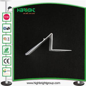 Transparent Plastic PVC Supermarket Shelf Price Tag for Sale pictures & photos