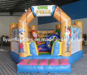 Pirate Inflatable Bouncer (LY04119)