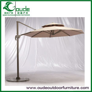 Alunimium Outdoor Patio Umbrella, Garden Umbrella