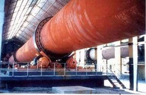 Titanium Dioxide Rotary Kiln pictures & photos