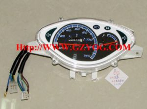 Yog Spare Parts Bike Motorcycle Speedometer Assy 110 Cc Biz100 Wave 125cc Cub 100 110 135cc Jy110 CD100 pictures & photos