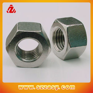 Hexagon Ss Nut pictures & photos