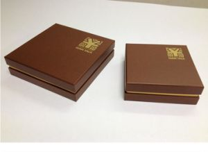 Cardboard Paper Box for Chocolate Packaging pictures & photos