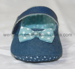 Simple Baby Shoes in Spring pictures & photos