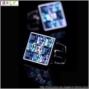 Wedding Apparel Accessories Square Cufflinks (Hlk30950-2) pictures & photos