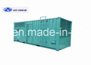 Sdec 600kVA Diesel Engine Generator Set Powered by Sdec Diesel Engine pictures & photos