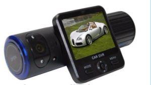 720p Dual Lens Car Camcorder (Mxc313)