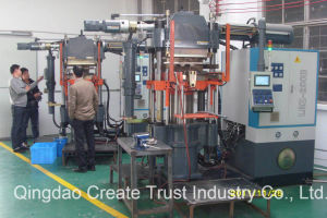 Hydraulic Molding Machine, Rubber Molding Machine, Rubber Injection Press pictures & photos