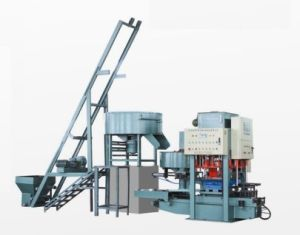 Hydraulic Cement Tile Machine (SMY8-128)