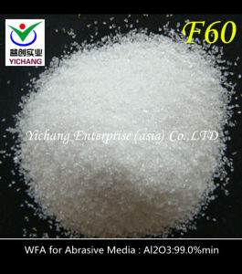 White Aluminum Oxide (F20, F24, F30, F36, F46, F54, F60, F80) for Shotblasting pictures & photos