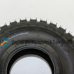 Tires for Hand Truck/Hand Trolley/Tool Cart (4.10/3.50-4) pictures & photos